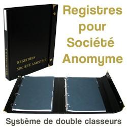 Registres pour Société Anonyme