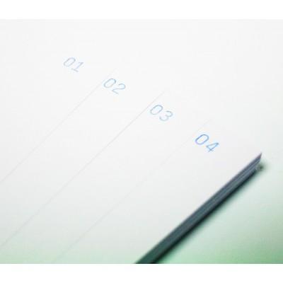 Recharges pour Registres 100 pages - Titres aux choix