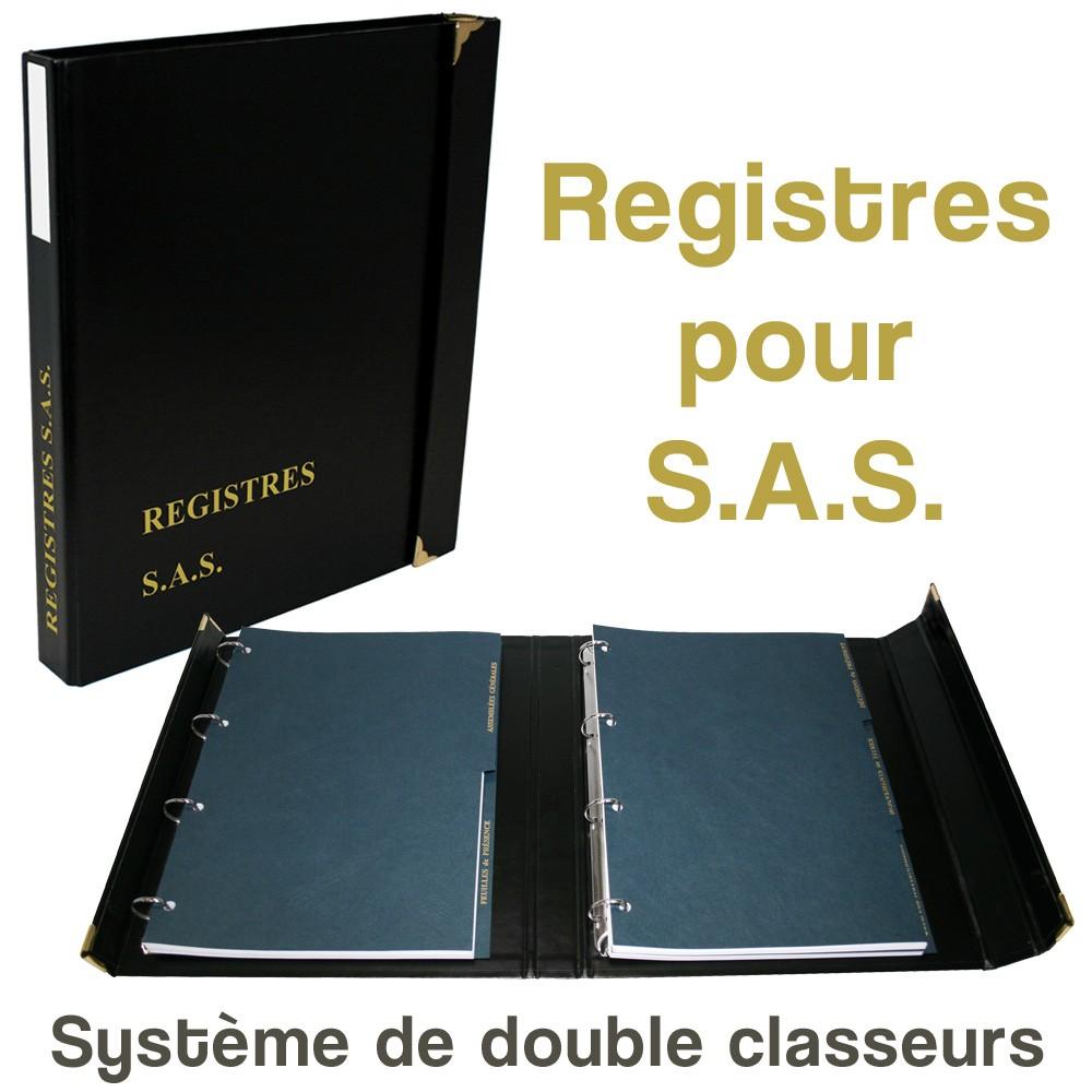 Registres pour SAS