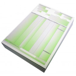 Bulletins de paie - CCMX, MASTER ou WINNER - Ramettes de 500 feuilles