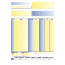 Bulletins de paie - PÉGASE3 - Ramettes de 500 feuilles